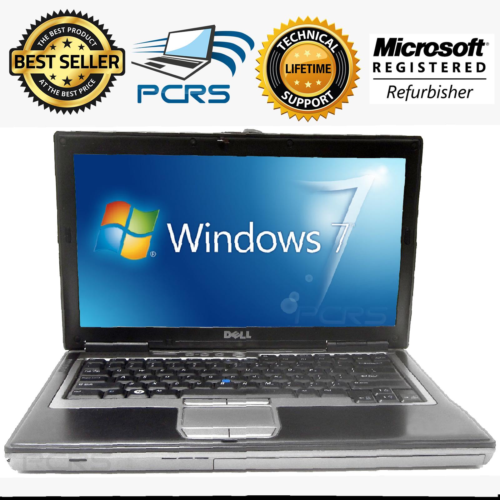Laptop - DELL Latitude Laptop 15.4 HD Widescreen DVD Intel Core 2 Duo Windows WiFi