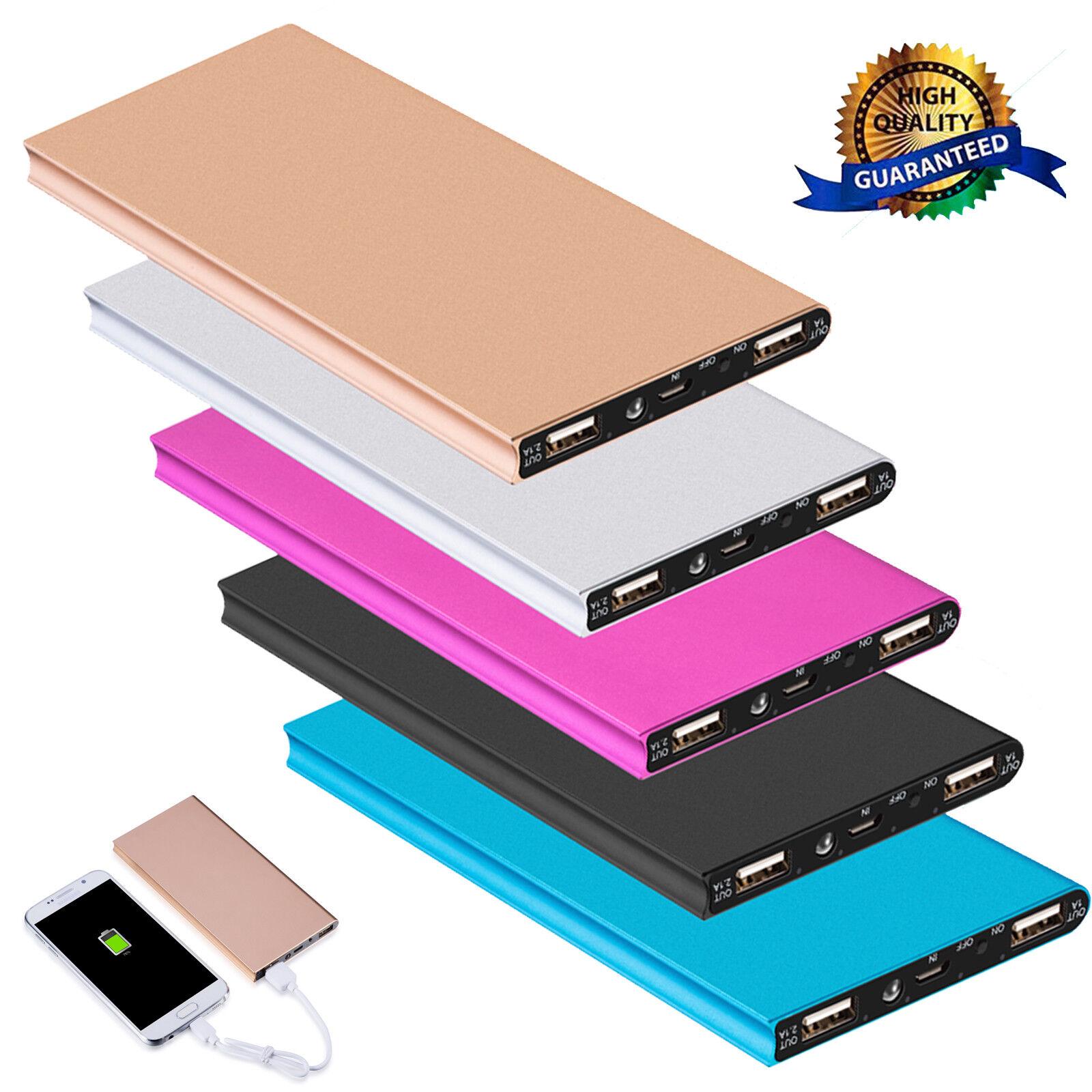 Ultrathin 50000mAh Portable External Battery Charger Power B