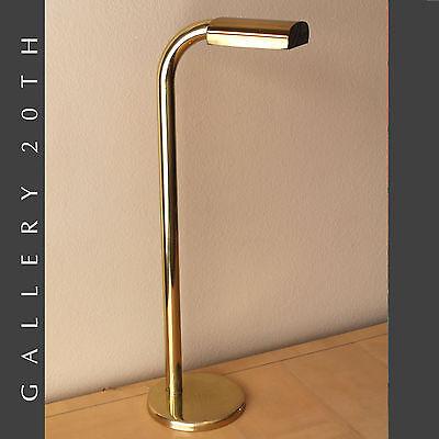 """RARE! BRASS MID CENTURY MODERN SONNEMAN """"TUBE"""" FLOOR LAMP! ATOMIC VTG 60'S EAMES for sale  Scottsdale"""