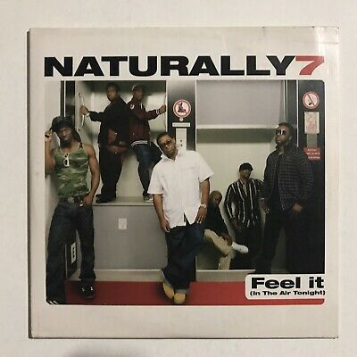 NATURALLY 7 🔹feel It🔹CD  📀 🔹 segunda mano  Embacar hacia Spain