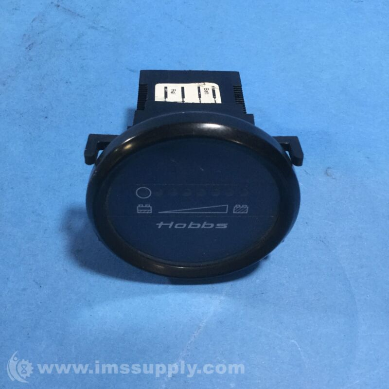 Hobbs  827 Battery Capacity Indicator USIP