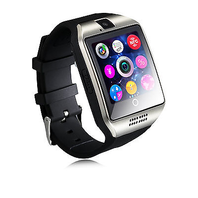 Bluetooth Smart Watch Phone For Android Samsung Note 8 S8 S7 S6 Huawei P10 LG