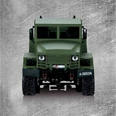 Heng Long / Torro 1:16 RC U. S. Militar Camión Verde 1112438531