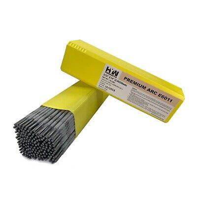 E6011 332 Premium Arc Welding Rods Carbon Steel Electrode 10 Lb Box