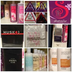 AVON OVERSTOCK 1/2 price or more