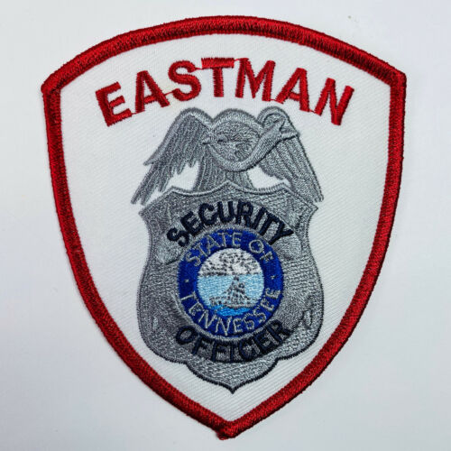 Eastman Chemical Company Security Officer Kingsport Tennessee Patch
