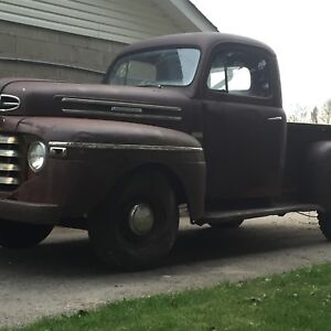 Wanted ownership for 49 Mercury pickup