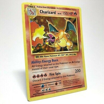 Pokemon XY Evolutions CHARIZARD (NM - PACK FRESH) 11/108 RARE HOLO-FOIL CARD PSA