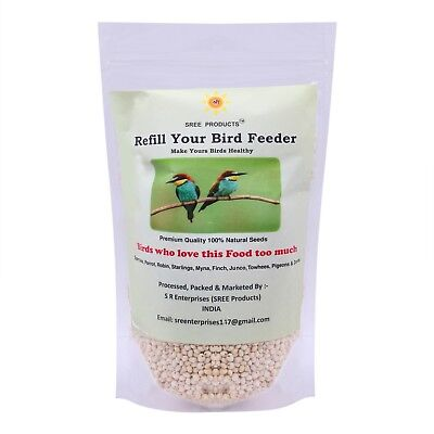 SREE PRODUCT-Sorghum Millet Bird Foods Seed-100%Natural Premium Quality-Wt. 400g
