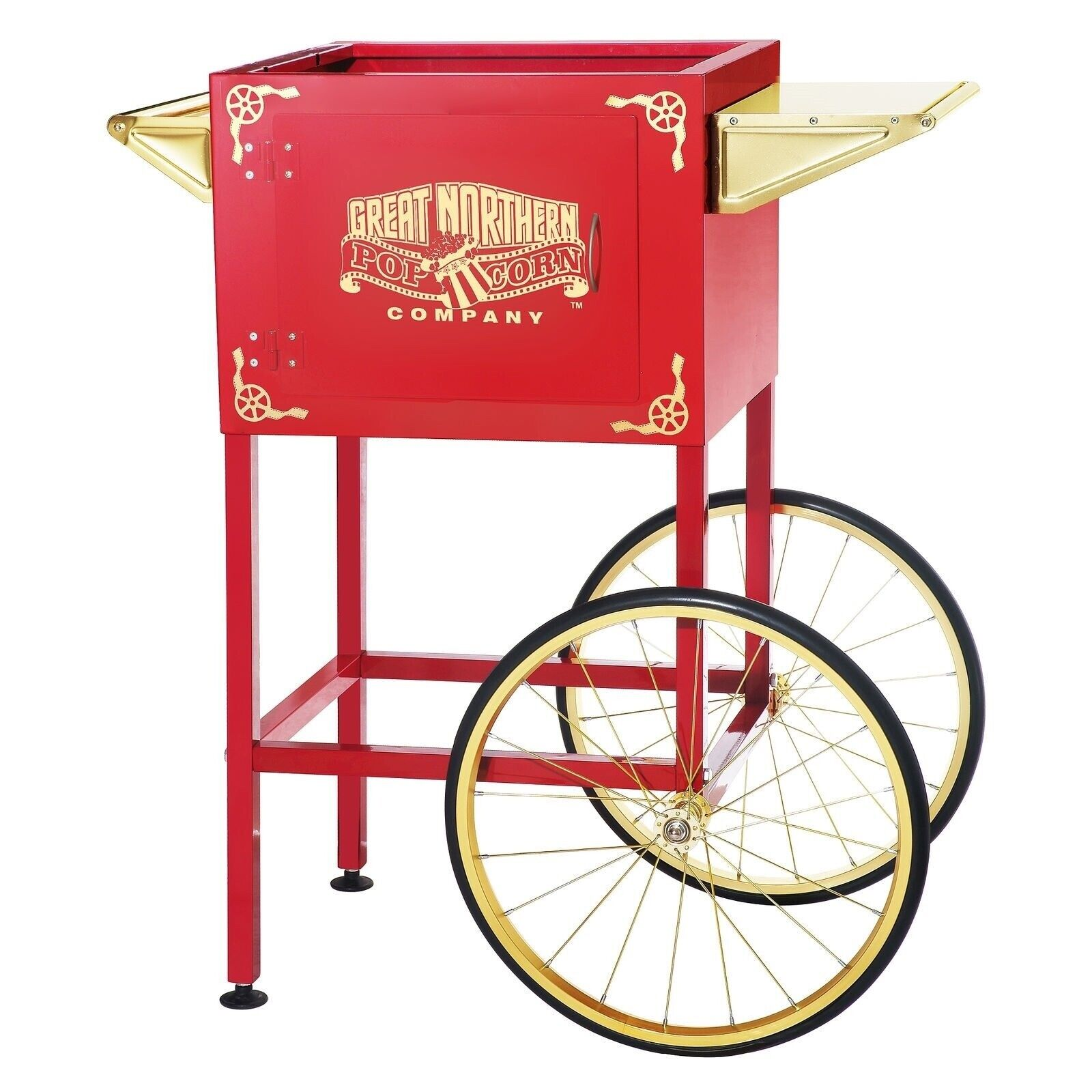 Red Replacement Cart for Larger Roosevelt Style Great Northe