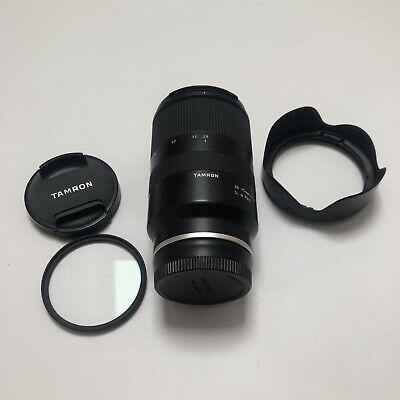 Tamron 28-75mm Lens Sony E Mount