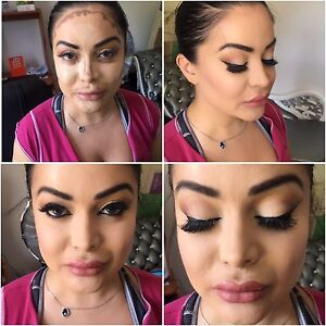 Professional makeup services with certified Makeup Artist Kellyville The Hills District Preview