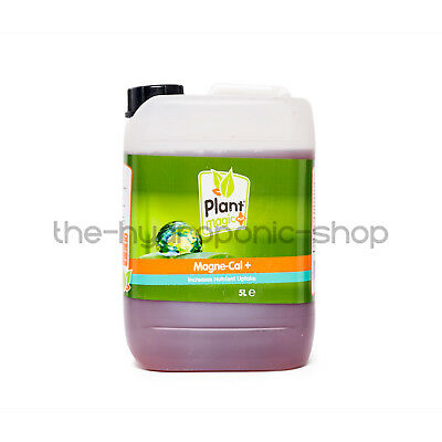 Plant Magic Magne Cal 5 Litre Calcium Magnesium Supplement Hydroponics