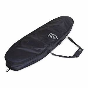 ALIES DOUBLE BLACK SURFBOARD BAG Broadbeach Waters Gold Coast City Preview