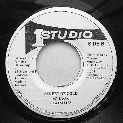 Usado,  Ken Boothe  The Skatalites ‎Moving Away-Street of Gold-Jamaica Reissue Studio 1 segunda mano  Embacar hacia Argentina