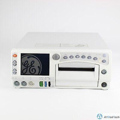 Ge Corometrix 250cx Series Maternalfetal Monitor Model259cx-a