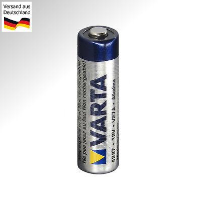 4x VARTA V27A 12 Volt Alkaline Batterie L828 LR27 LR27A 12V Battery A27S DC 4227 Volt-alkaline-batterie