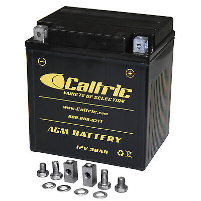 AGM BATTERY Fits HARLEY DAVIDSON FLHRCI ROAD KING CLASSIC 1998-2006