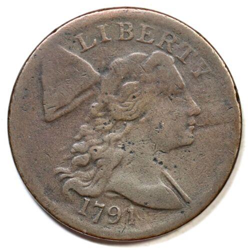1794 S-57 R-1 Liberty Cap Large Cent Coin 1c