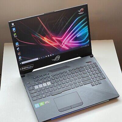 ASUS ROG Strix Hero II 16GB RAM 512GB SSD RTX 2060 144HZ LCD GL504GV-DS74 Laptop