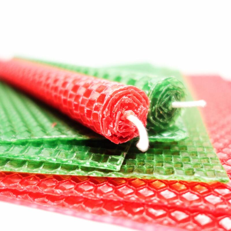 Christmas Candles, Candle Making Kit, Christmas Kids Craft, Holiday Decor