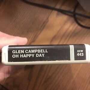 8 track Glen Campbell