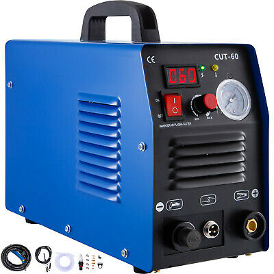 Icut60 Plasma Cutter 60 Amp Inverter Plasma Cutting Machine 110220v Pt-31 Torch