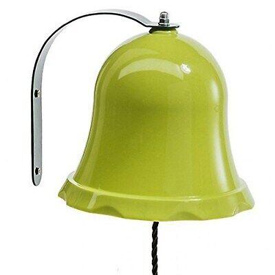 Glocke für Kinderspielhaus und Spielturm Limon Grün Zubehör Spielhaus Stelzenhau