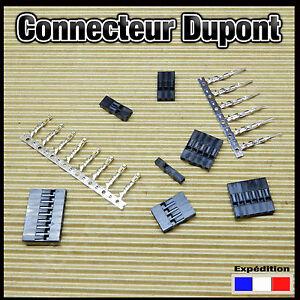 Connecteur dupont