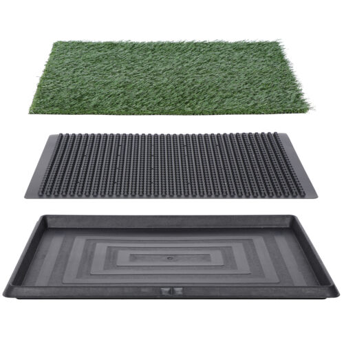 Artificial Grass Bathroom Mat for Puppies and Small Pets for Indoor and Outdoor Dog Supplies