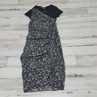 $354 Pinko Stretch Women Dress New with Tags Size Small