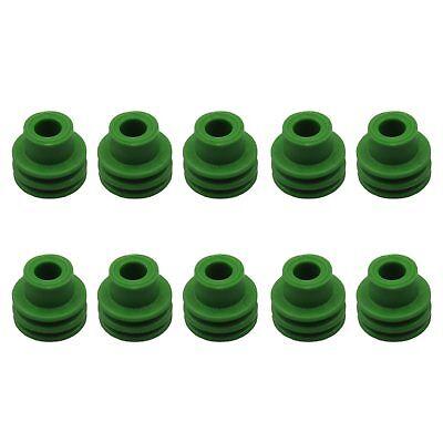 10x Seal Dichtung Tülle für Stecker Steckverbinder VW 357 972 742C 357972742C