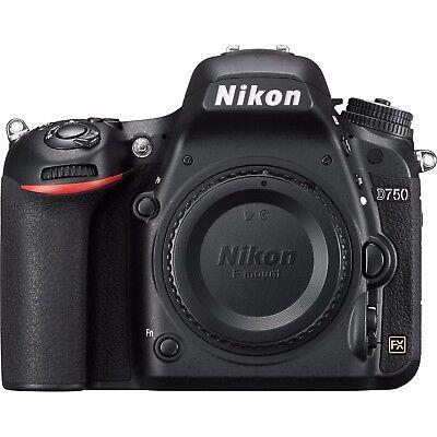 Nikon D750 24.3MP Digital SLR Camera Body (1543)