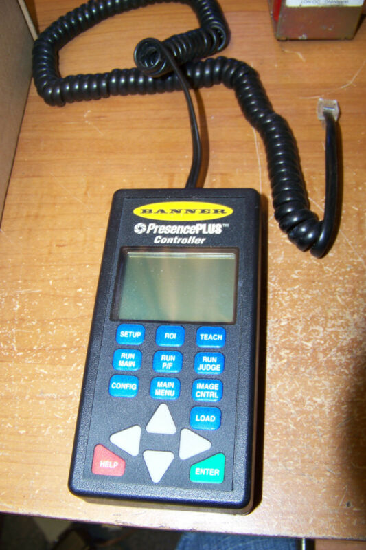BANNER ENGINEERING 56520 PRC1 presenceplus controller with cord only