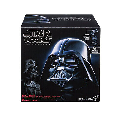Star Wars Darth Vader Premium Helmet Electronic Carnival Cosplay Gift Toys Sale for sale  Shipping to Canada