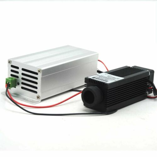High Power 850nm 1600MW 1.6W IR InfraRed Laser Dot Module w 2W LD Diode 12V TTL