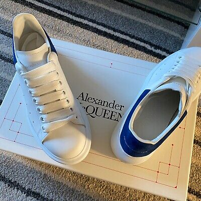 alexander mcqueen women trainers brand new condition, worn once but are to big