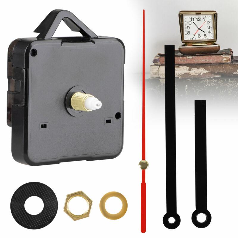 DIY Replacement Wall Clock Quartz Movement Mechanism Fittings Parts Silent Hands
