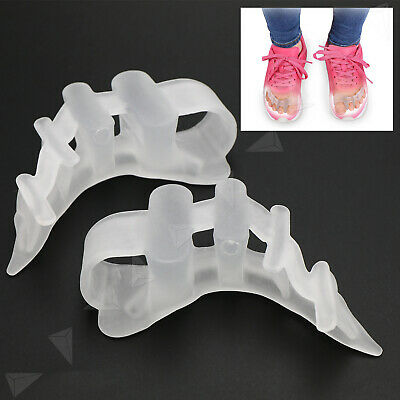 - Pedicure Bone Foot Spa Yoga Bunion Toe Separator Straightener Gel Stretchers