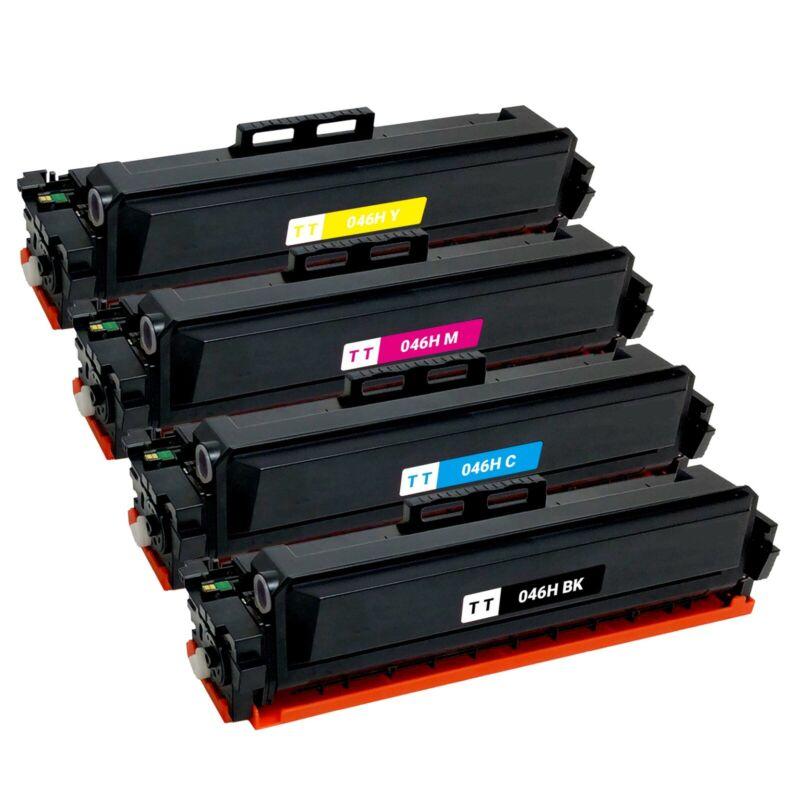 4x Toner Cartridge for Canon 046 H MF731cdw MF732cdw MF733cdw MF734cdw MF735cdw