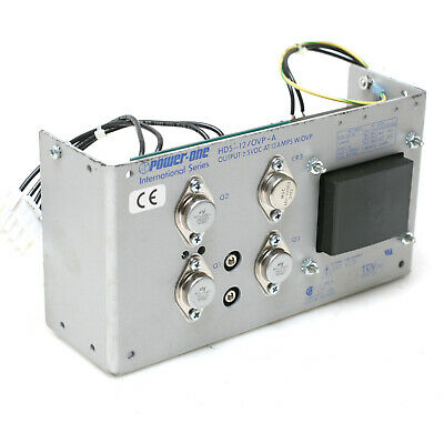 Power-one Hd5-12ovp-a 5vdc 12a Power Supply
