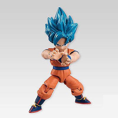 Bandai Dragon Ball Z Power 66 Collection SS God SS Goku Action Figure NEW Toys