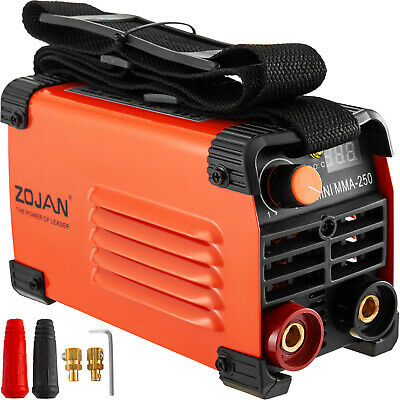 Arc Welder Mma Stick Welder Mini 250 Amp Inverter Welding Machine Igbt 220v