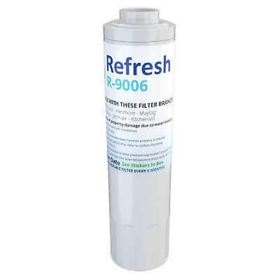 replacement water filter fits maytag wf295 refrigerators