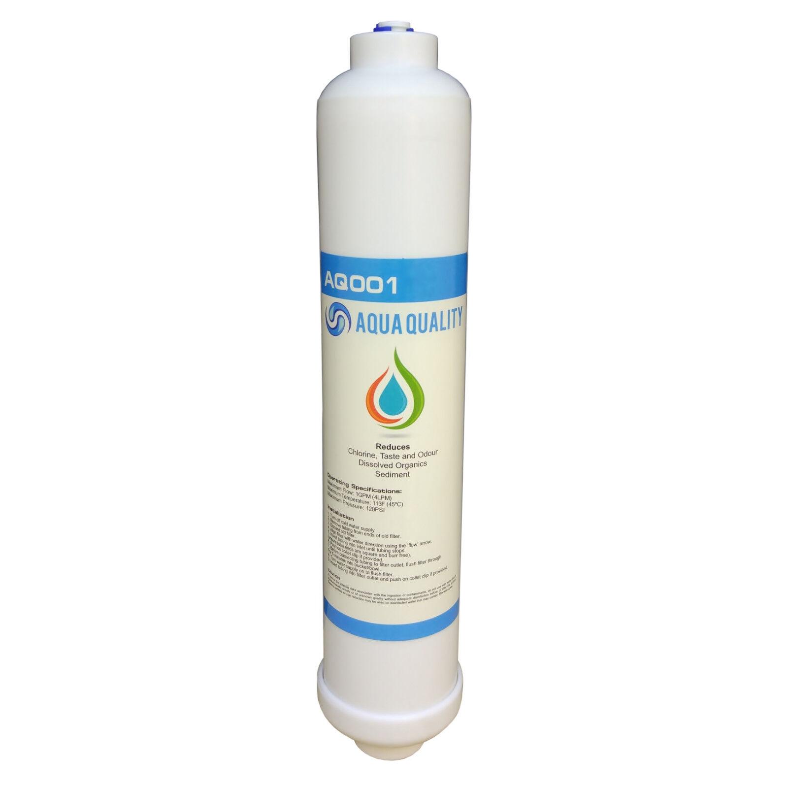 4x Frigorifero Filtro plus calce protezione filtro acqua