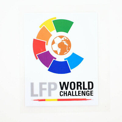 2014-15 LFP World Challengue Patch for Shirt Jersey