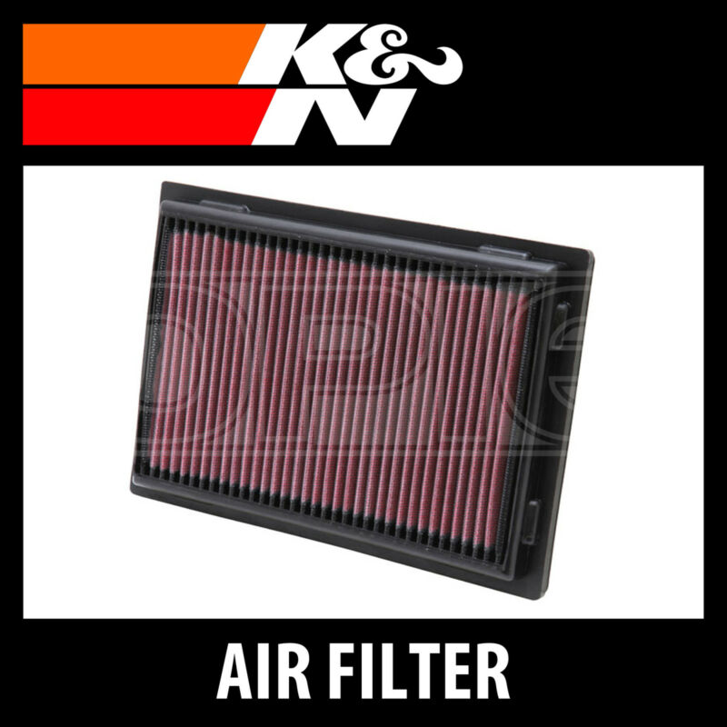 K&N High Flow Replacement Air Filter 33-2381 - K and N Original Performance Part