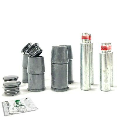 2X FRONT CALIPER SLIDER PIN KITS GUIDE BOLTS FITS: VOLVO XC90 02-14 BCF1442BX2