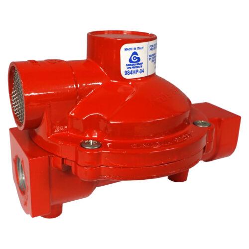 Cavagna Kosan 984HP-04 High Pressure 1st Stage Compact Propane Regulator