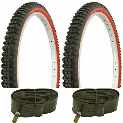 "1-26/""X1 3//8/"" Gum Wall Road Bike Duro Touring Tire 264362"